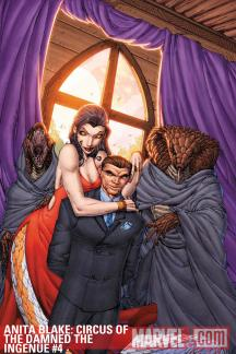 Anita Blake: Circus of the Damned The Ingenue #4