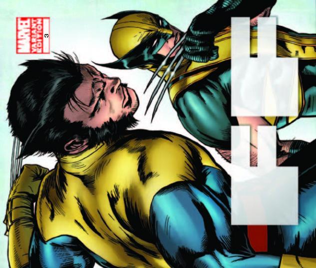 FF #3 X-Men Evolutions Variant