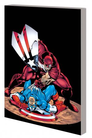 Captain America by Dan Jurgens Vol. 2 (Trade Paperback)