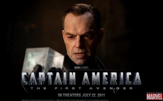 Captain America: The First Avenger Wallpaper #3