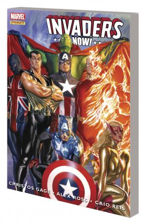 INVADERS NOW! TPB (Trade Paperback)