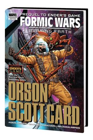 Formic Wars: Burning Earth (Hardcover)