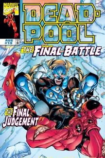 Deadpool (1997) #19