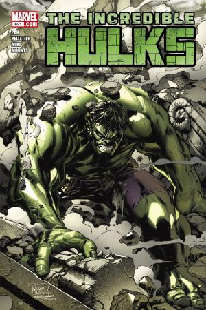 Incredible Hulks (2010) #621