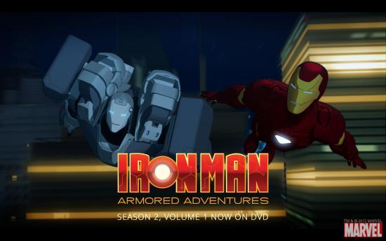 Iron Man: Armored Adventures Wallpaper #5
