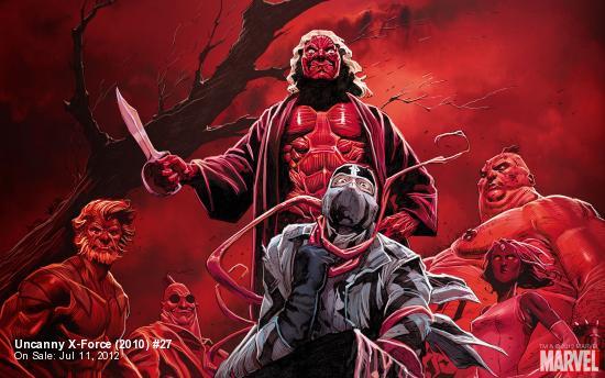 Uncanny X-Force (2010) #27