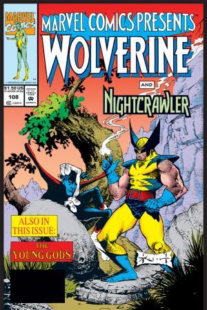 Marvel Comics Presents #108