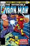 Iron Man (1968) #108 Cover