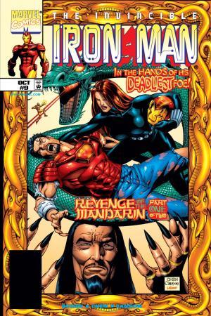 Iron Man (1998) #9
