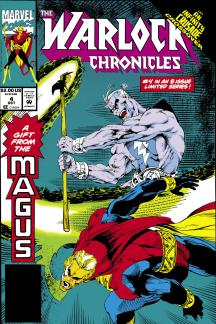 Warlock Chronicles (1993) #4