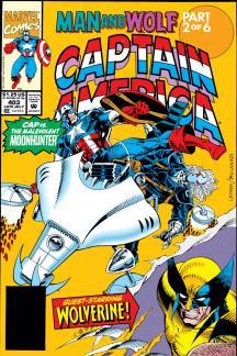 Captain America (1968) #403