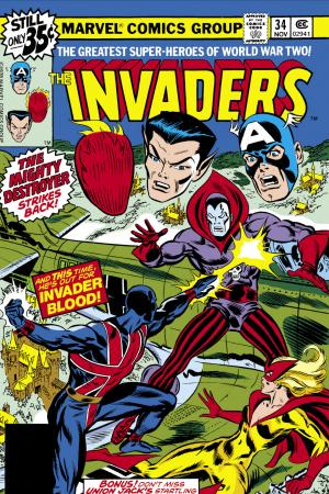 Invaders (1975) #34