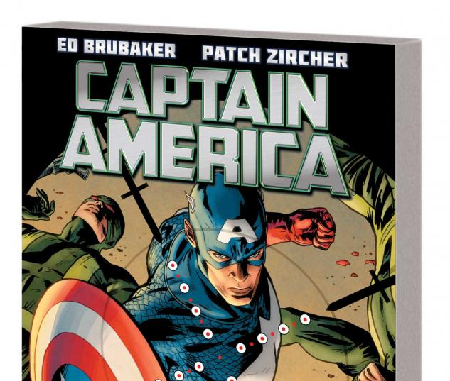 CAPTAIN AMERICA BY ED BRUBAKER VOL. 3 TPB (COMBO)