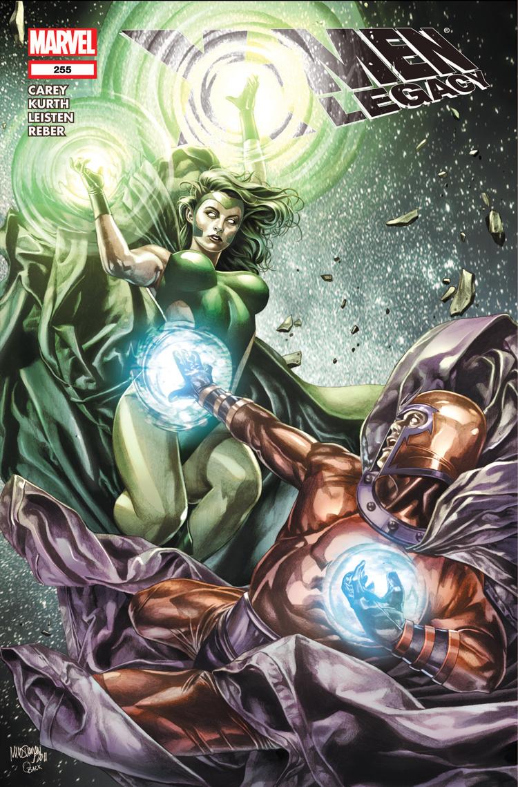 X-Men Legacy (2008) #255