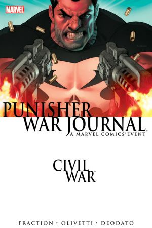 Civil War: Punisher War Journal (Trade Paperback)
