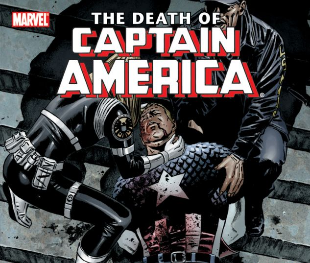 Captain America: The Death of Captain America Vol. 1 (2008) TPB