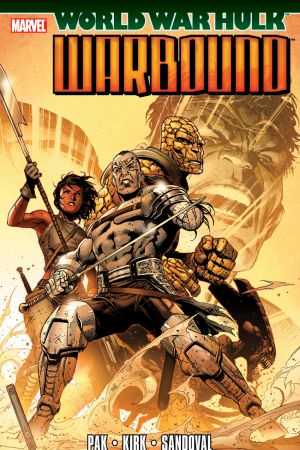 Hulk: Wwh - Warbound (Trade Paperback)