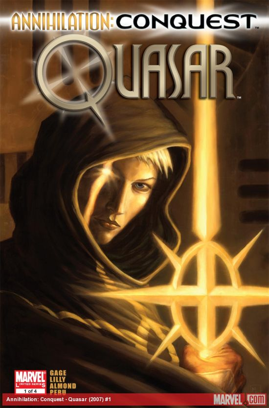 Annihilation: Conquest - Quasar (2007) #1