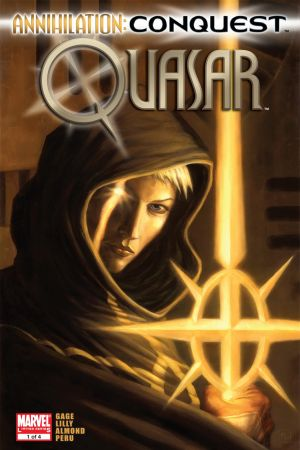 Annihilation: Conquest - Quasar #1