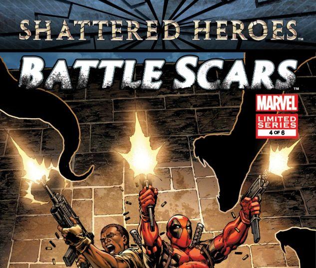 Battle Scars (2011) #4