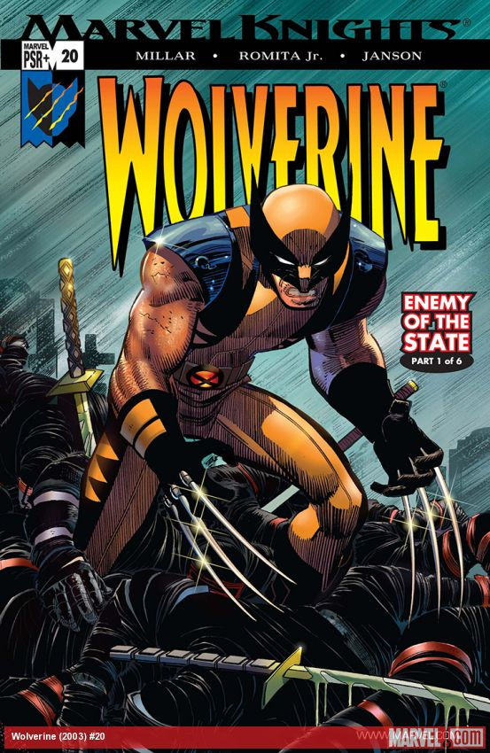 Wolverine (2003) #20