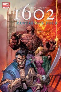 Marvel 1602: Fantastick Four #1