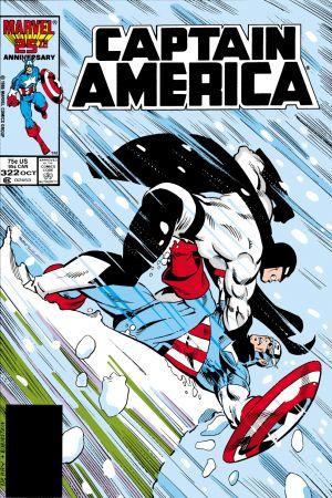 Captain America (1968) #322