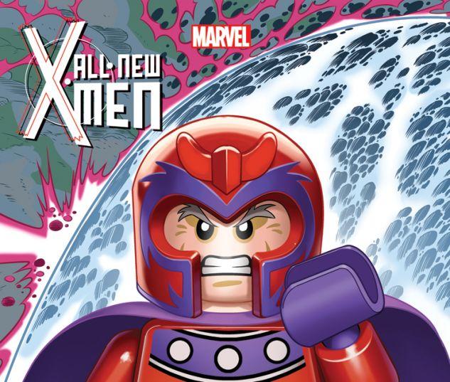 ALL-NEW X-MEN 17 CASTELLANI LEGO VARIANT (BOTA, WITH DIGITAL CODE)