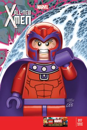 All-New X-Men (2012) #17 (Castellani Lego Variant)