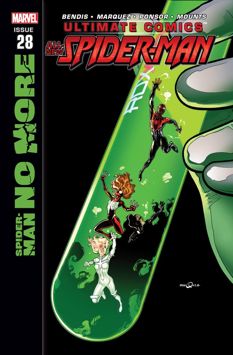 Ultimate Comics Spider-Man (2011) #28