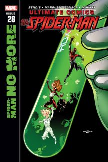 Ultimate Comics Spider-Man #28