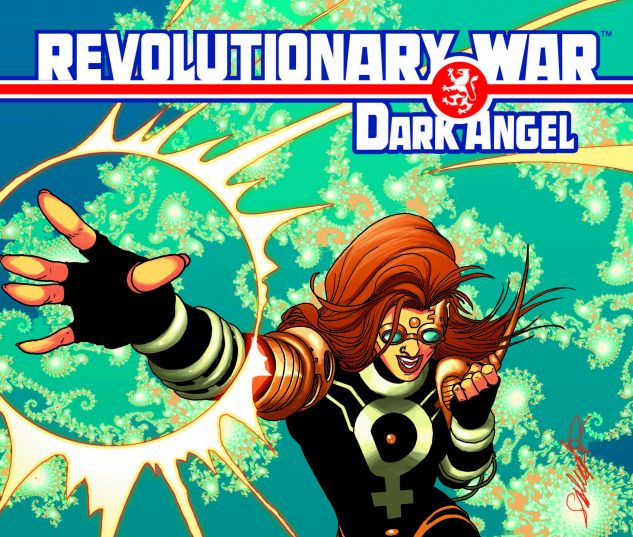 REVOLUTIONARY WAR: DARK ANGEL 1 LARROCA VARIANT (WITH DIGITAL CODE)
