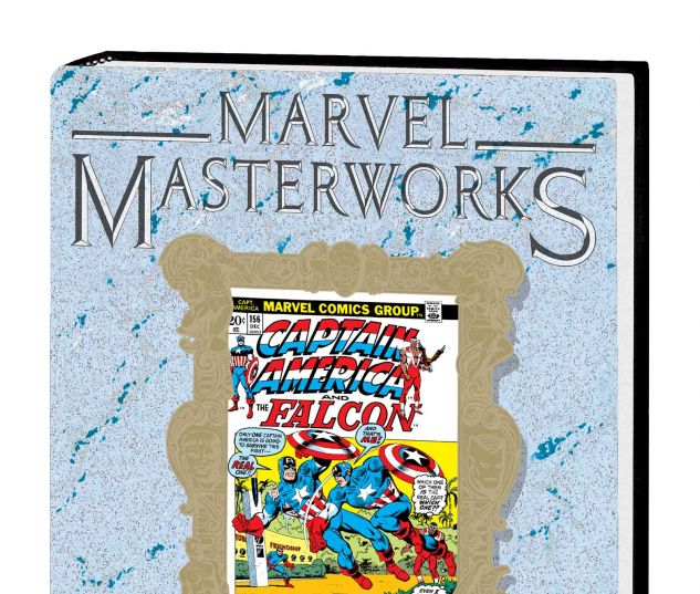 MARVEL MASTERWORKS: CAPTAIN AMERICA VOL. 7 HC VARIANT (DM ONLY)