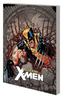 Wolverine & the X-Men by Jason Aaron Vol. 8 (Trade Paperback)