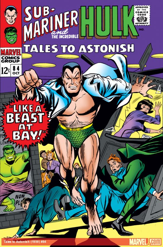 Tales to Astonish (1959) #84