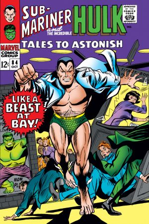 Tales to Astonish #84