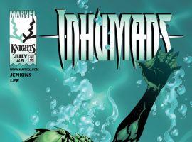 Inhumans (1998) #9
