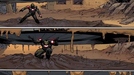 Avengers & X-Men: AXIS #2 preview art by Adam Kubert