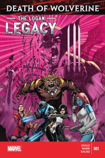 Death of Wolverine: The Logan Legacy (2014) #1