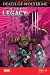 DEATH OF WOLVERINE: THE LOGAN LEGACY 1 (WITH DIGITAL CODE)