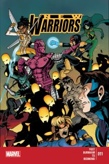 New Warriors #11