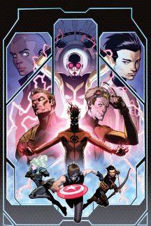 Avengers World Vol. 2: Ascension (Trade Paperback)