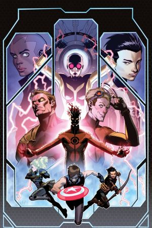 Avengers World Vol. 2: Ascension (Trade Paperback)