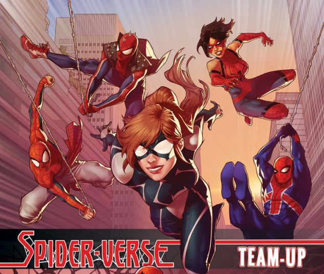 SPIDER-VERSE TEAM-UP 3 (SV, WITH DIGITAL CODE)