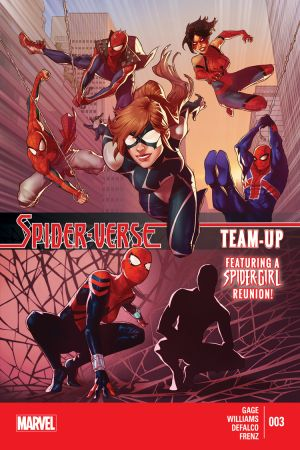 Spider-Verse Team-Up (2014) #3