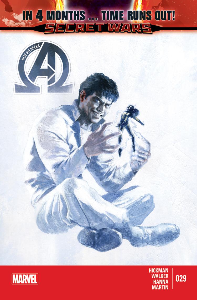 New Avengers (2013) #29
