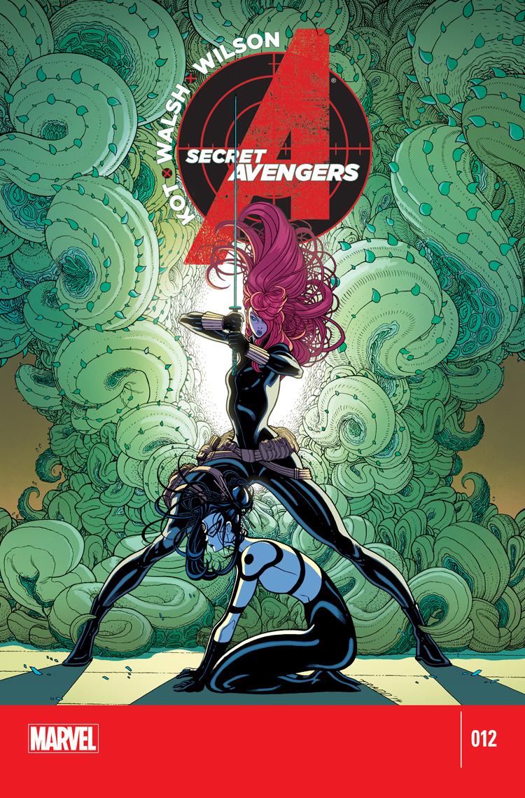 Secret Avengers (2014) #12