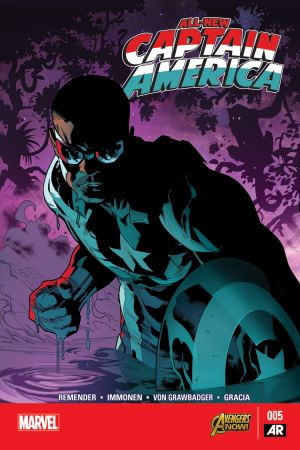 All-New Captain America #5