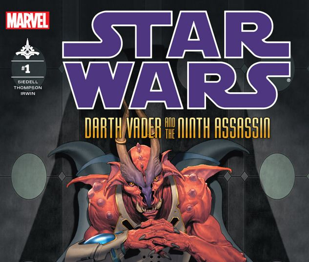Star Wars: Darth Vader And The Ninth Assassin (2013) #1