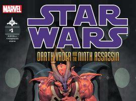 Star Wars: Darth Vader And The Ninth Assassin (2013) #1